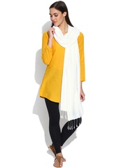 W Off-White Dupatta