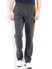 2go ACTIVE GEAR USA Charcoal Grey Track Pants