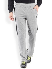 2go ACTIVE GEAR USA Grey Tapered Fit Track Pants