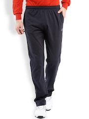 2go ACTIVE GEAR USA Navy Tapered Fit Track Pants