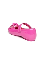 Kittens Girls Pink Mary Janes