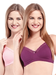 Beyouty Pack of 2 Full Coverage Bras MBR-18B