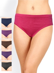 Leading Lady Pack of 6 Briefs 25.6
