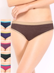 Leading Lady Pack of 6 Briefs 26.6