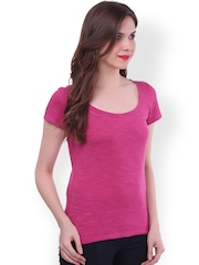 Colors Couture Magenta T-shirt