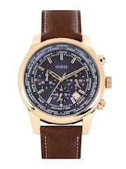 GUESS Men Navy Dial Chronograph Watch W0500G1