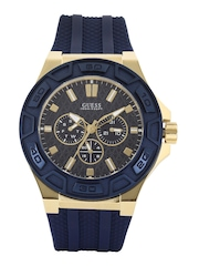 GUESS Men Navy Dial Chronograph Watch W0674G2