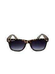 Chevera Unisex Animal Print Wayfarer Sunglasses CHAT219