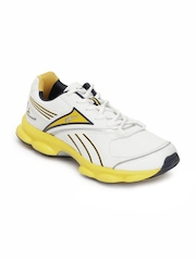 Spinn Men Texan White Sports Shoes