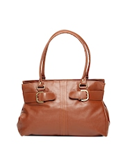 10th Planet Tan Brown Shoulder Bag