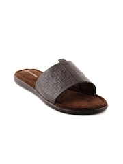 Rockport Women Jeanie Oneband Brown Flats
