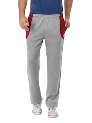 2go Active Gear USA Men Grey Lance Track Pants
