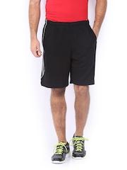 2go Active Gear USA Men Black Shorts
