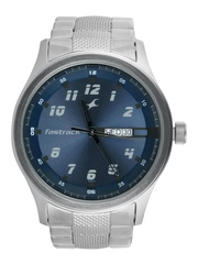 Fastrack Men Blue Casual Watch