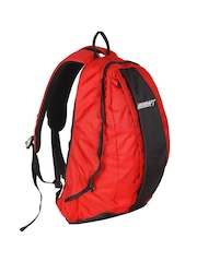 Wildcraft Unisex Contour Red Backpack
