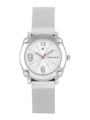 Fastrack Women Steel Watch