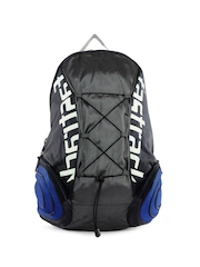 Fastrack Men Grey Backpack