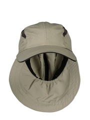 Wildcraft Unisex Khaki Safari Cap