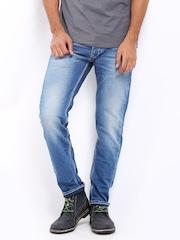 883 Police Men Blue Original Slim Fit Jeans