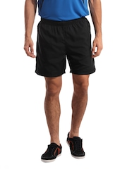 Adidas Men Black Shorts