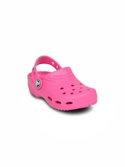 Crocs Girls Pink Clogs