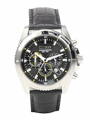 Citizen Men Black Dial Chronograph Watch
