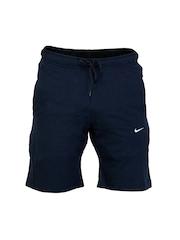 Nike Men As Df Crckt Navy Blue Shorts