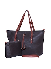 A Progeny Coffee Brown Handbag