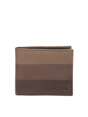 American Tourister Men Brown Leather Wallet