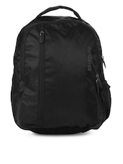 American Tourister Unisex Black Citi Pro Backpack