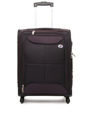American Tourister Unisex Wine Coloured Trolley Suitcase