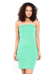 AND by Anita Dongre Mint Green Tube Dress