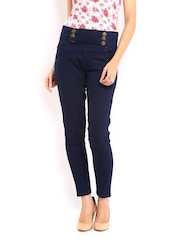 AND by Anita Dongre Women Blue Jeggings