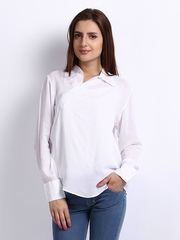 AND by Anita Dongre Women White Shirt