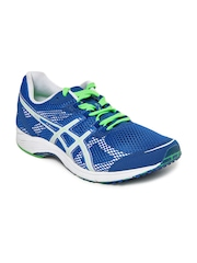 ASICS Men Blue Gel-Tarther Running Shoes