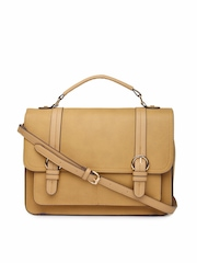 Accessorize Brown Satchel