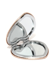 Accessorize Rose Gold Toned Mirror