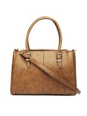 Accessorize Tan Brown Handbag