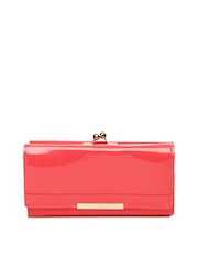 Accessorize Women Pink Wallet