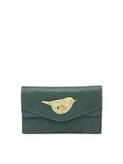 Accessorize Women Green Wallet