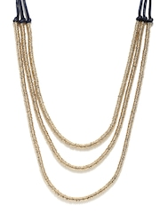 Accessorize Gold Toned Necklace
