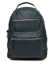 Accessorize Women Teal Blue Backpack