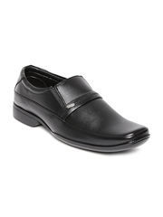Dot Com Men Black Formal Shoes