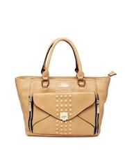 Addons Brown Handbag
