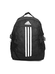 Adidas Boys Black BP POWER II Backpack
