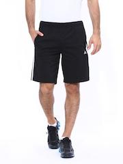 Adidas Men Black AESS 3S HSJ SHO Training Shorts