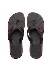 Adidas Men Black Brizo Flip Flops