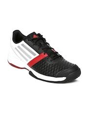 Adidas Men Black Court Blazer Tennis Shoes