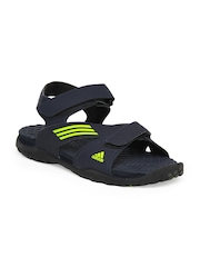 Adidas Men Navy Blue Echo Sandals