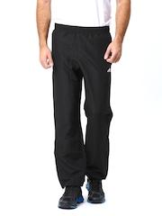 Adidas Men Black ESS STANDFORD B Training Track Pants